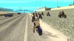 BikersInSa (os motociclistas em SAN ANDREAS)