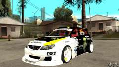Subaru Impreza 2009 (Ken Block)