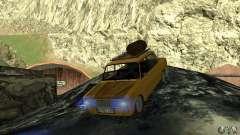 OLHAR DE RATO 2101 VAZ para GTA San Andreas