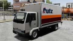 Novos anúncios para o caminhão, mula