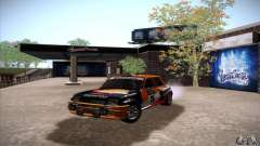 Renault 5 GT Turbo Rally para GTA San Andreas