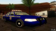 Ford Crown Victoria New York Police