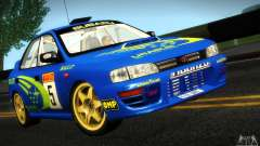 Subaru Impreza 1995 World Rally ChampionShip para GTA San Andreas