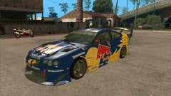 Pontiac GTO Red Bull