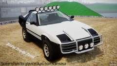Ruiner Trophy Truck para GTA 4