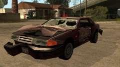 Danos realistas para GTA San Andreas