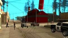 Fábrica de Coca-Cola para GTA San Andreas