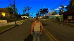 Ângulo da câmera melhorada V2 para GTA San Andreas