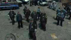 Russian Cops para GTA 4