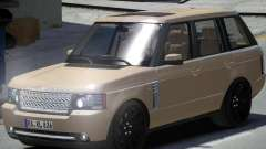 Land Rover SuperSharged para GTA 4