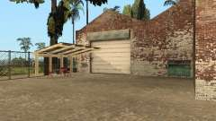 Serviço de carro perto de Grove para GTA San Andreas