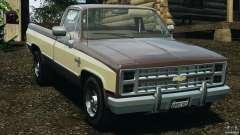 Chevrolet Silverado 1986