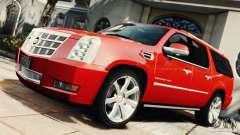 Cadillac Escalade ESV Platinum 2012