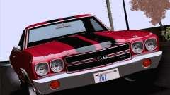 Chevrolet El Camino SS 70 Fixed Version