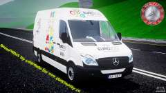 Mercedes-Benz Sprinter Euro 2012