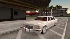 Cadillac Fleetwood Limousine 1985 para GTA San Andreas