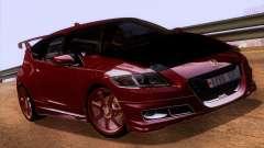 Honda CR-Z Mugen 2011 V2.0 para GTA San Andreas