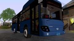 Daewoo Bus BAKU para GTA San Andreas
