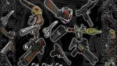 Grande pacote de armas
