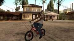 X-game BMX para GTA San Andreas