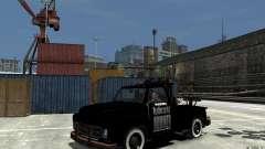 Black Towtruck para GTA 4