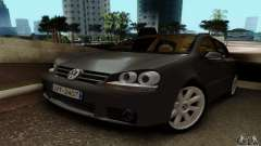 Volkswagen Golf 5 TDI para GTA San Andreas