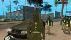 Pele SAS para GTA San Andreas
