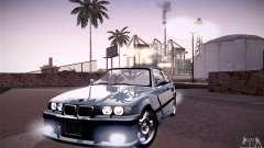 BMW E36 M3 Coupe - Stock para GTA San Andreas