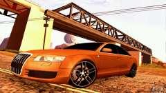 Audi A6 Blackstar