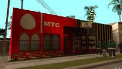 Loja MTS e Beeline para GTA San Andreas