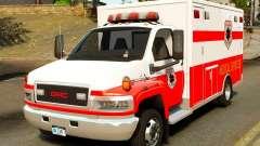 GMC C5500 Topkick Ambulance