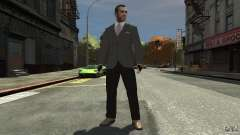 Gloves AlpineStar Dark para GTA 4