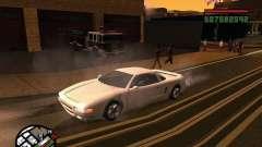 ENBSeries para GForce 5200 FX v 3.0 para GTA San Andreas
