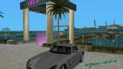 Mercedes Benz SLS AMG para GTA Vice City