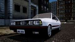 Volkswagen Passat Pointer GTS 1988 Turbo para GTA 4