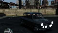 Austin Mini Cooper S para GTA 4