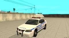 Patrulha da polícia de GTA 4