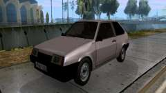 Dreno VAZ 2108 para GTA San Andreas