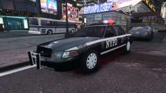 Ford Crown Victoria NYPD Auxiliary para GTA 4