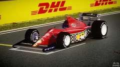 Ferrari Formula 1 para GTA 4