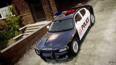 Dodge Charger SRT8 Police Cruiser para GTA 4
