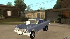 Plymouth Savoy Gasser 1957