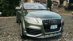 Audi Q7 V12 TDI v1.1 para GTA 4
