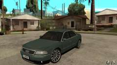 Audi A8 Long 6.0 2000