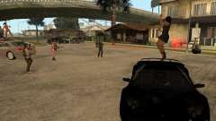 Pati na Groove st. para GTA San Andreas