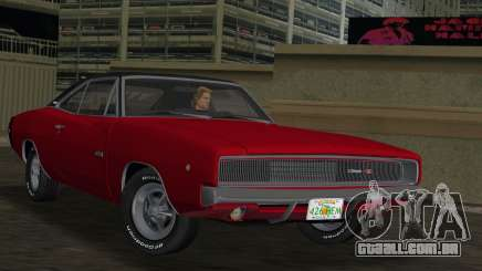 Dodge Charger 426 R/T 1968 v1.0 para GTA Vice City