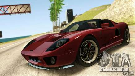 Ford GTX1 Roadster V1.0 para GTA San Andreas