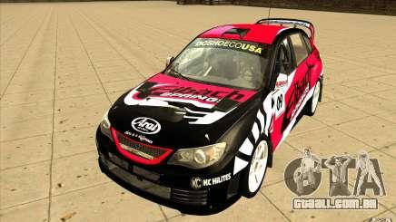 Novos vinis para Subaru Impreza WRX STi para GTA San Andreas