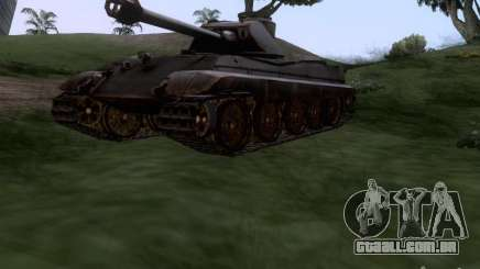 VII PZ II tigre tigre real VIB para GTA San Andreas