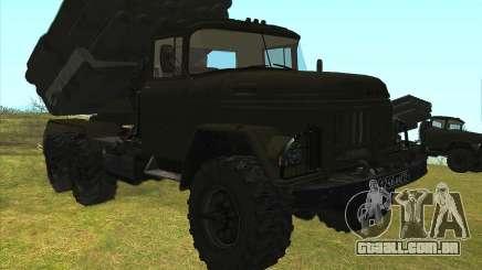 ZIL-131 em Grad para GTA San Andreas